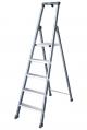 Лестница-стремянка 5 ступеней, анодированная