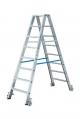 Лестница-стремянка 2х3 двустороння, передвижная
