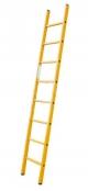 Приставная лестница из стекловолокна, 6 ступеней