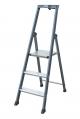 Лестница-стремянка 3 ступени, анодированная